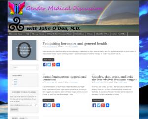 gender medical screen shot